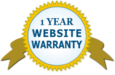 WEBSITE WARRANTY